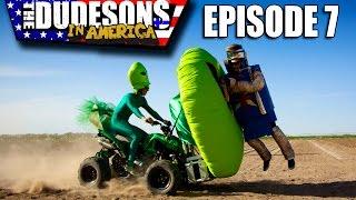 Download ROBOTS VS ALIENS - Dudesons In America Episode 7 Video