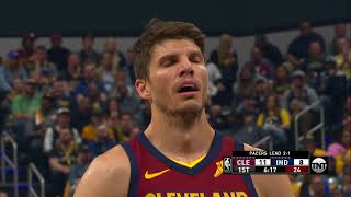 Download Cleveland at Indiana, Game 4 from 04/22/2018 Video