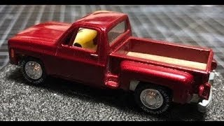 Download Yatming Chevy Stepside C10 64th Scale Restoration / Custom Video