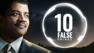 Download 10 Things You have Heard and Re-told but are Completely False - Neil deGrasse Tyson Video