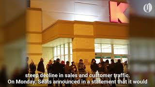 Download Sears to close 142 more stores Video