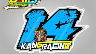 Download Cara Membuat No Start Racing Di Corel DRAW x7 [14] Video