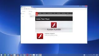 Download How to Enable Adobe Flash Player on Chrome Browser Video