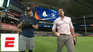Download George Springer tells Alex Rodriguez about his love of baseball and being World Series MVP | ESPN Video