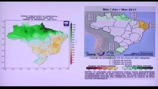 Download Previsão Climática para Março, Abril e Maio de 2017 Video