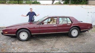 Download The $370,000 Aston Martin Lagonda Is the Weirdest Luxury Car Ever Video