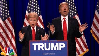Download Donald Trump and Little Donald (8th Grade Impressionist) Video