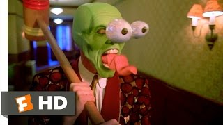 Download The Mask (1994) - Time to Get a New Clock Scene (1/5) | Movieclips Video