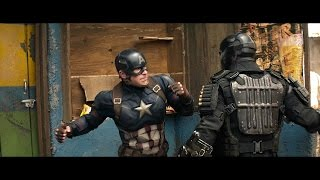 Download Captain America - Fight Moves Compilation(CW included) HD Video