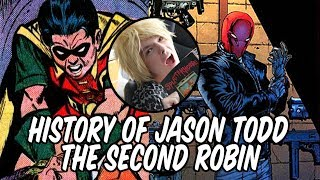 Download History of Jason Todd - The Second Robin Video