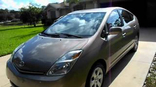 Download 2004 Toyota Prius with cloth interior Gold/Tan Video