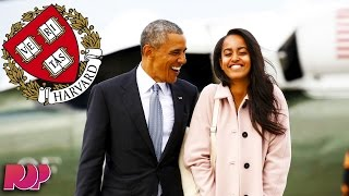 Download Malia Obama Is Taking A Gap Year Before Attending Harvard, And People Are Freaking Out Video