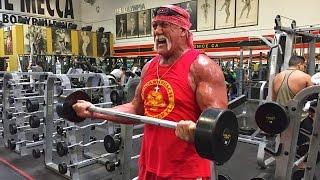 Download Training Hulk Hogan and Paul Pogba!!! Video