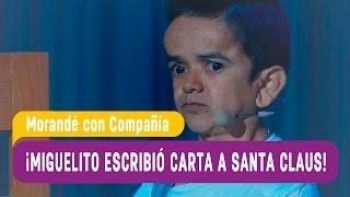 Download Miguelito escribió carta a Santa Claus - Morandé con Compañía 2016 Video