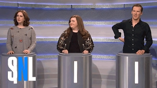 Download Why is Benedict Cumberbatch Hot? - SNL Video