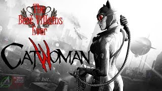 Download The Best Villains Ever: Catwoman Video