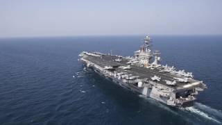 Download Life Aboard USS Dwight D. Eisenhower - Work and Play Video