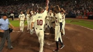 Download Braves show highlights from Chipper's career Video