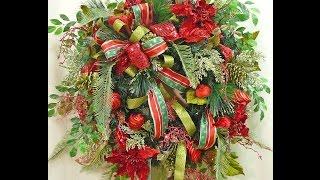 Download Christmas Wreath: A Sneak Peek- Nancy Alexander (2016 edition) Video