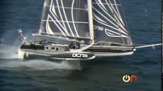 Download Always On - Flying on the world's fastest sailboat Video
