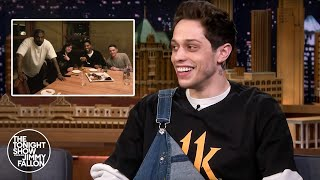 Download Pete Davidson Got Stuck Paying for Kid Cudi's Birthday Dinner When Kanye West Crashed Video