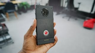 Download RED Hydrogen One Unboxing! (Houdini Edition) Video