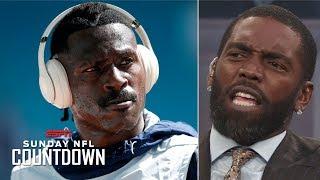 Download Antonio Brown's behavior is frustrating – Randy Moss | NFL Countdown Video
