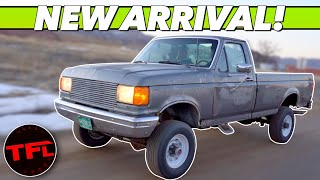 Download A Funny Thing Happened: Someone Gave Us This Classic Diesel Truck And Here's Why! Video