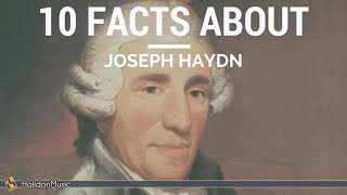Download Haydn - 10 facts about Joseph Haydn | Classical Music History Video