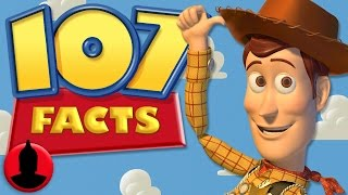 Download 107 Toy Story Facts YOU Should Know - (ToonedUp #106) @ChannelFred Video