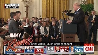 Download Trump Lashes Out at Reporters Video