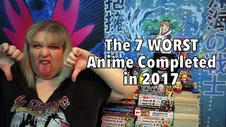 Download The 7 Worst Anime Completed in 2017 Video