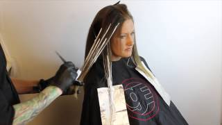 Download Ombré How to- Balayage-Driven Ombré Technique featuring Brian Haire Video