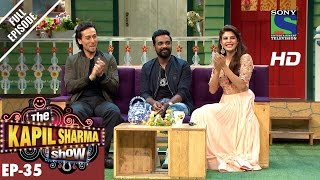Download The Kapil Sharma Show - दी कपिल शर्मा शो–Ep-35- A Flying Jatt in Kapil's Show–20th Aug 2016 Video