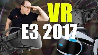 Download E3 2017: VR que dispensa fios, que pode ser tocado... o futuro da realidade virtual! Video
