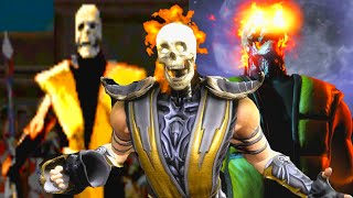 Download Mortal Kombat All Fatalities Ever Made (I to XL) Video