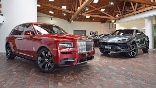 Download Doug DeMuro Compares the Rolls-Royce Cullinan and the Lamborghini Urus for the First Time Video