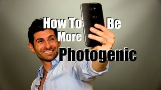 Download How To Be More Photogenic | Look Better In Pictures | 6 Tips Video
