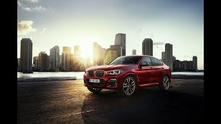 Download New 2018 BMW X4 - A closer look at the exterior design Video