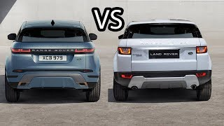 Download Range Rover Evoque - Old Vs New Video