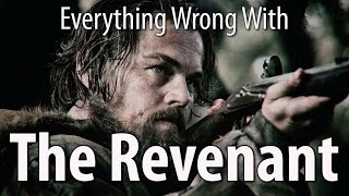 Download Everything Wrong With The Revenant In 9 Minutes Or Less Video
