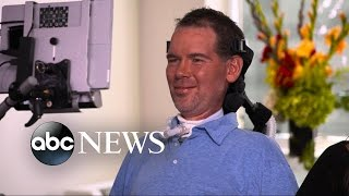 Download Former NFL Player Steve Gleason's Emotional Battle with ALS, Being a Dad Video