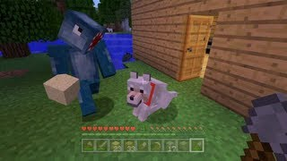 Download Minecraft Xbox - Quest To Kill The Ender Dragon - Getting Started - Part 1 Video