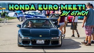 Download BIGGEST HONDA MEET IN EUROPE!!! Honda Euro Meet 2016 ! HEM 2016 / 6TWO1 Video