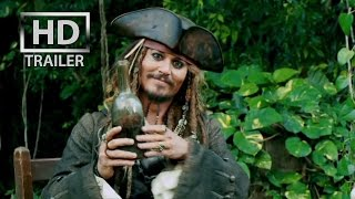 Download Pirates of the Caribbean 4 : On Stranger Tides | [HD] OFFICIAL trailer #1 US (2011) 3D Johnny Depp Video