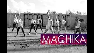 Download MACHIKA Choreography / Coreografía | J Balvin, Anitta - RED MIRRORS IMPERIUM MOVEMENT Video