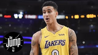 Download Lakers' Kyle Kuzma is more than just buzz | The Jump | ESPN Video