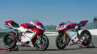 Download MV Agusta F4 RC vs. F3 800 RC| onboard | Motorcyclenews Video