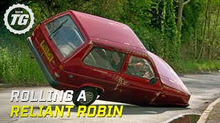 Download Rolling a Reliant Robin - Top Gear - BBC Video