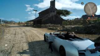 Download Final Fantasy 15 : What happens when the Regalia runs out of fuel. Video
